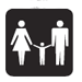 family recreation symbol