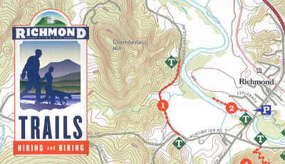 richmond trails map